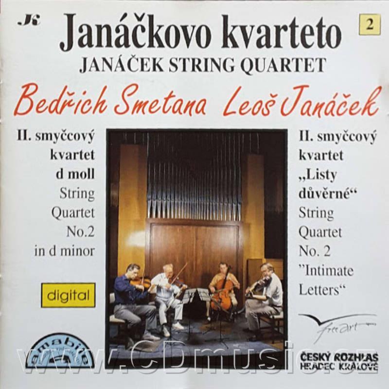 Smetana Quartet : Bedřich Smetana Smetana Two String Quartets