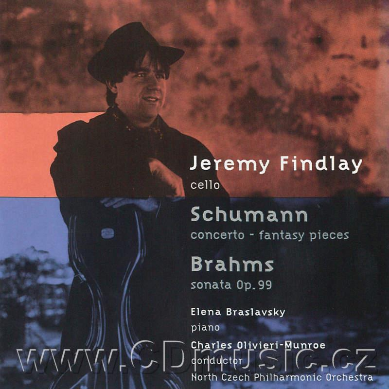 SCHUMANN R. CONCERTO FOR CELLO AND ORCHESTRA Op.129, FANTASY PIECES FOR PIANO AND CELLO Op