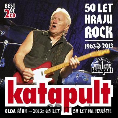 KATAPULT - 50 LET HRAJU ROCK! (2013) (2CD)