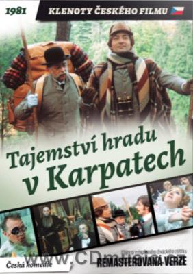 Tajemství hradu v Karpatech / The Secret of the castle in the Carpithians ČR, 1981, colour