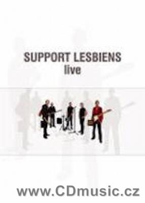 Support Lesbiens - Live 2004 Without subtitles. Region: All. (PAL)