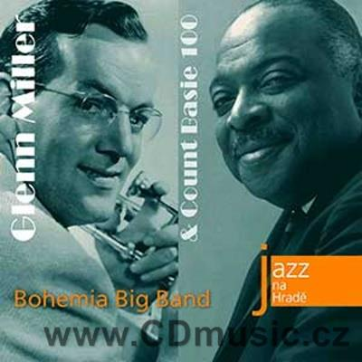 JAZZ AT PRAGUE CASTLE Vol.8 BOHEMIA BIG BAND TRIBUTE TO GLENN MILLER AND COUNT BASIE