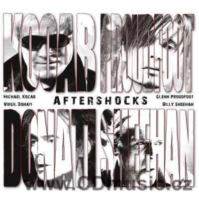 KOCÁB / PROUDFOOT / DONATI / SHEEHAN - AFTERSHOCKS (2014)