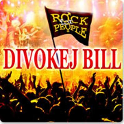 DIVOKEJ BILL - ROCK FOR PEOPLE (2007)