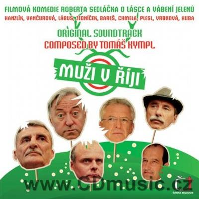 MUŽI V ŘÍJI original soundtrack Music by Tomáš Kympl (2009)