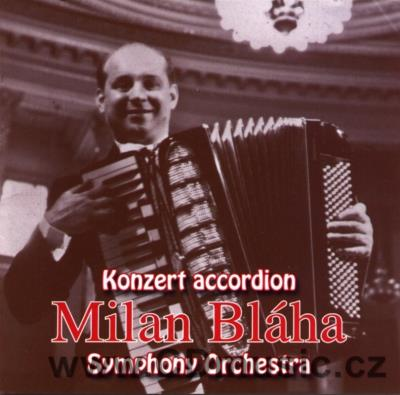 CZECH CONCERTOS FOR ACCORDION AND ORCHESTRA (REJCHA A., BURIAN E.F., VAČKÁŘ D.C., TRUHLÁŘ