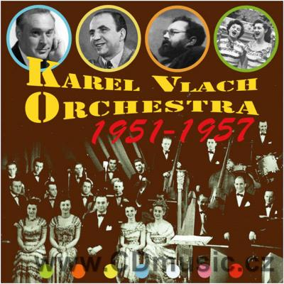 KAREL VLACH ORCHESTRA 1951-1957 (14 CD BOX)