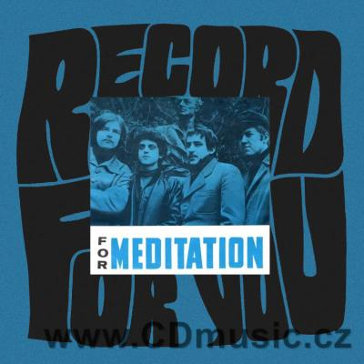 FOR MEDITATION / THE MEDITATING FOUR (1967-1969) (LP vinyl) (LIMITED EDITION)