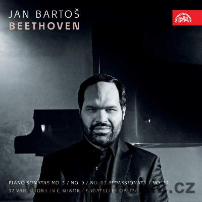 BEETHOVEN L.v. PIANO SONATAS, VARIATIONS, BAGATELLES / J.Bartoš piano (2CD)