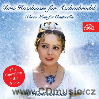 DREI HASELNUSSE FUR ASCHENBRODEL / THREE NUTS FOR CINDERELLA - The Complete Film Score