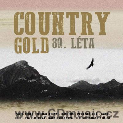 COUNTRY GOLD 80. léta (2019) (2CD)