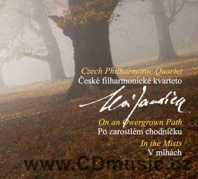 JANÁČEK L. ON AN OWERGROWN PATH, IN THE MISTS / Czech Philharmonic Quartet