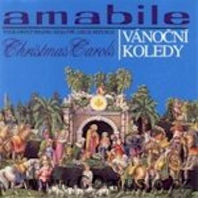 CZECH CHRISTMAS CAROLS / Amabile Chamber Choir, Chamber Ensemble