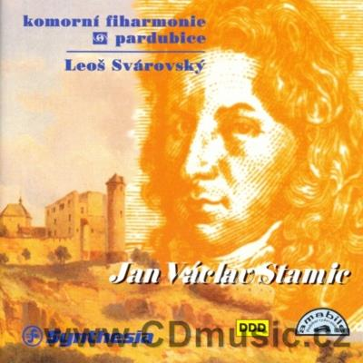 STAMIC J.V.A. (1717-57) MISSA SOLEMNIS, SINFONIAS Nos.2,3 / Chamber Philharmony Pardubice