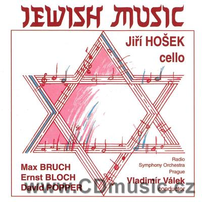 JEWISH MUSIC FOR CELLO AND ORCHESTRA I. BRUCH M. KOL NIDREI, BLOCH E. SCHELOMO, POPPER D.