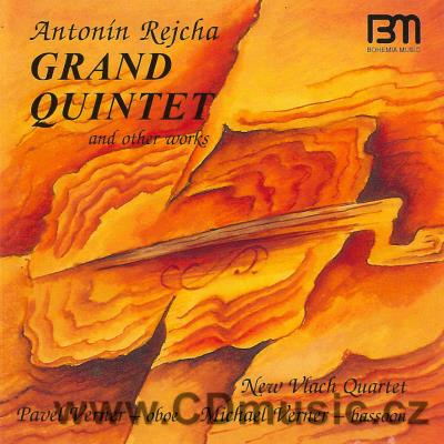 REJCHA A. GRAND QUINTET FOR BASSOON AND STRING QUARTET, QUINTET FOR OBOE AND STRING QUARTE