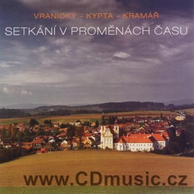 VRANICKÝ P. (1756-1808) STRING QUARTET Op.40 No.3, KYPTA J.E. (1813-68) PRELUDES FOR ORGAN