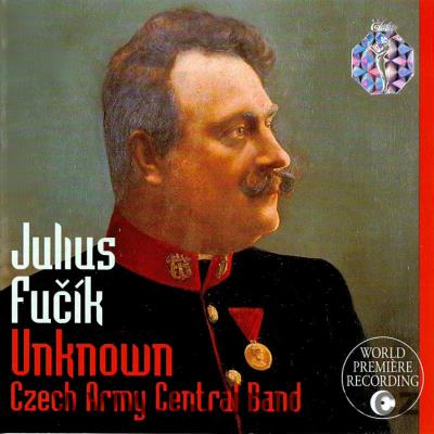 FUČÍK J. UNKNOWN VICTORY TROPHIES, CONCERTINO FOR BASSOON, BALLET OVERTURE, STARRY NIGHT,