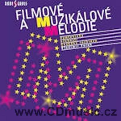 FILM AND MUSICAL MELODIES (GERSHWIN G., JEŽEK J., MEDLEY FROM CZECH MOVIES...)