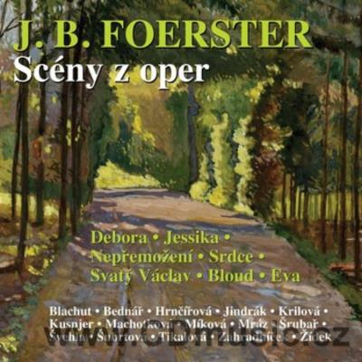 FOERSTER J.B. OPERA HIGHLIGHTS / various Czech soloists and orchestras