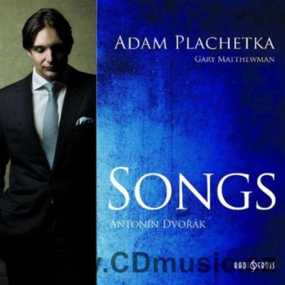 DVOŘÁK A. BIBLICAL SONGS, GYPSY SONGS, 3 MODERN GREEK POEMS / A.Plachetka bass baritone