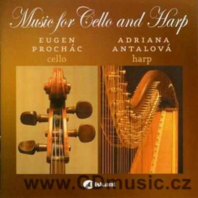 MUSIC FOR CELLO AND HARP (GOENS D., TOURNIER M., VIVALDI A., RAVEL M., GRANADOS E., FALLA
