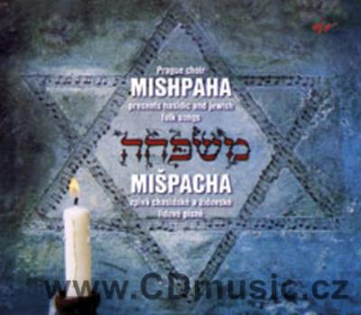 MIŠPACHA I. Prague choir Mishpaha present 17 Hasidic and Jewish folk songs
