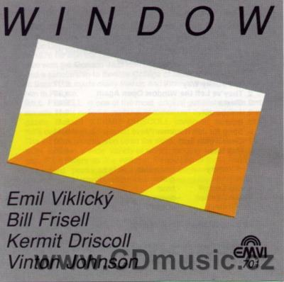 WINDOW / E.Viklický keyboards, B.Frisell guitar, K.Driscoll bass, V.Johnson drums (1980)