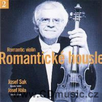 ROMANTIC VIOLIN Vol.2 / J.Suk violin, J.Hála piano