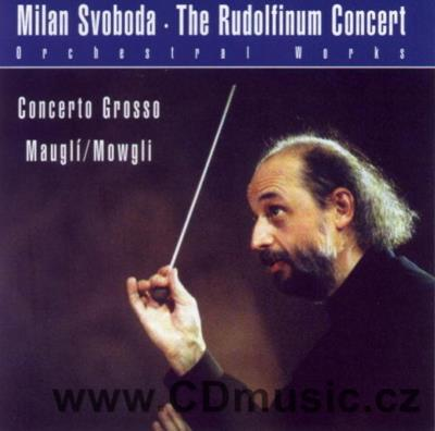 SVOBODA M. CONCERTO GROSSO - DOUBLE CONCERTO FOR VIOLIN, PIANO AND STRING ORCHESTRA