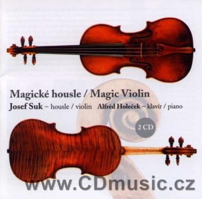MAGIC VIOLIN / J.Suk violin, A.Holeček piano