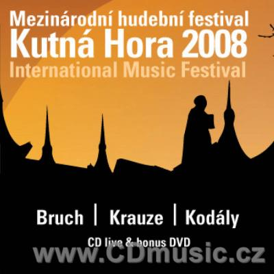 BRUCH M. STRING OCTET (publ.1996), KRAUZE Z. QUARTET, KODÁLY Z. DUO FOR VIOLIN AND CELLO