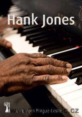 Trio Hank Jones - Live from Prague Castle / H.Jones piano, G.Mraz double bass, W.Jones dru