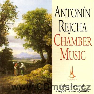REJCHA A. GRAND QUARTUOR CONCERTANT IN E FLAT MAJOR Op.104 FOR PIANO, FLUTE, BASSOON AND C