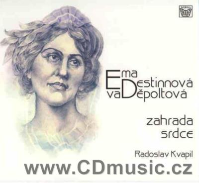 DESTINN E. (1878-1930) GARDEN OF THE HEART - SONG COLLECTION / E.Děpoltová, R.Kvapil