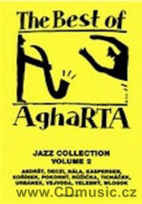 THE BEST OF AghaRTA Vol.2 (noty/sheet music)