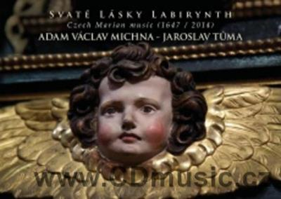 MICHNA Z OTRADOVIC - JAROSLAV TŮMA - LABYRINTH OF THE HOLY LOVE (noty / sheet music)