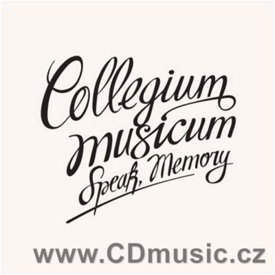 COLLEGIUM MUSICUM - SPEAK, MEMORY (2010) (2LP vinyl 180g)