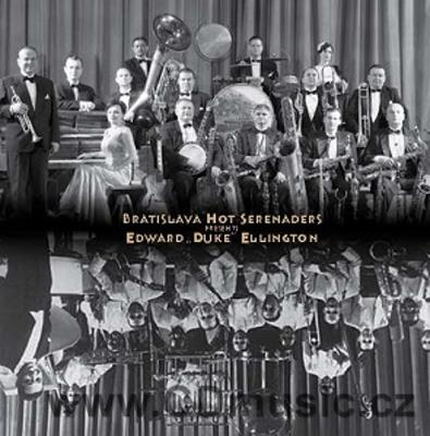 BRATISLAVA HOT SERENADERS - TAKE IT EASY (2008)