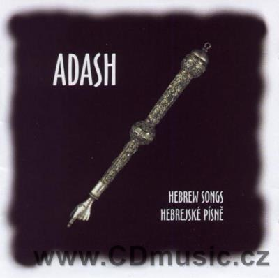 ADASH - HEBREW SONGS / Adash Ensemble / T.Novotný