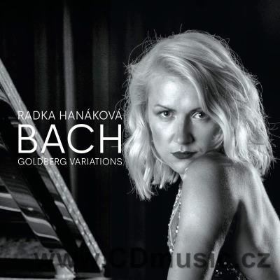 BACH J.S. GOLDBERG VARIATIONS BWV 988 / R.Hanáková piano (2CD)