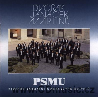 NEŠVERA J., DVOŘÁK A., JANÁČEK L. SONGS, MARTINŮ B. MOUNT OF THREE LIGHTS