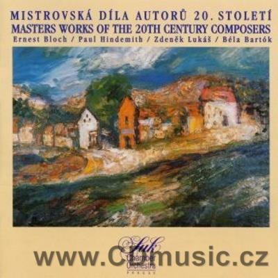BLOCH E. CONCERTO GROSSO FOR STRING ORCHESTRA WITH PIANO OBLIGATO, HINDEMITH P. TRAUERMUSI