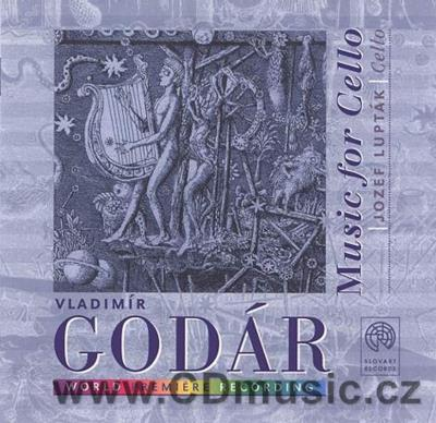 GODÁR V. (b.1956) WORKS FOR CELLO / J.Lupták cello and soloists