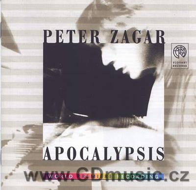 ZAGAR P. (b.1961) APOCALYPSIS IOHANNIS FOR SOPRANO, MEZZO-SOPRANO, MIXED CHOIR AND STRINGS