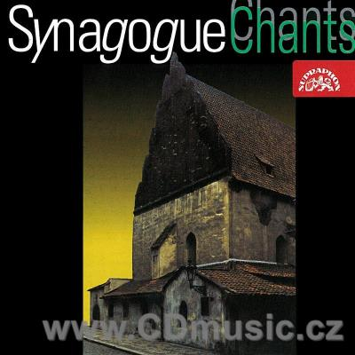 SYNAGOGUE CHANTS / SYNAGOGÁLNÍ ZPĚVY (historical authentic recordings 1956-1960)