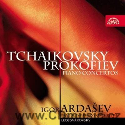 TCHAIKOVSKY P.I. CONCERT FANTASIA IN G MAJOR FOR PIANO AND ORCHESTRA Op.56, PROKOFIEV S. C