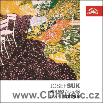 SUK J. PIANO WORKS (FANTASIE-POLONAISE, HUMORESQUE IN C, MOODS, PIANO PIECES, VILLAGE SERE
