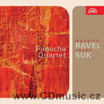 SUK J. STRING QUARTET No.1 Op.11, RAVEL M. STRING QUARTET IN F MAJOR / Panocha Quartet (J.