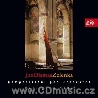 ZELENKA J.D. (1679-1745) ORCHESTRAL WORKS / Collegium 1704 / V.Luks harpsichord and leader